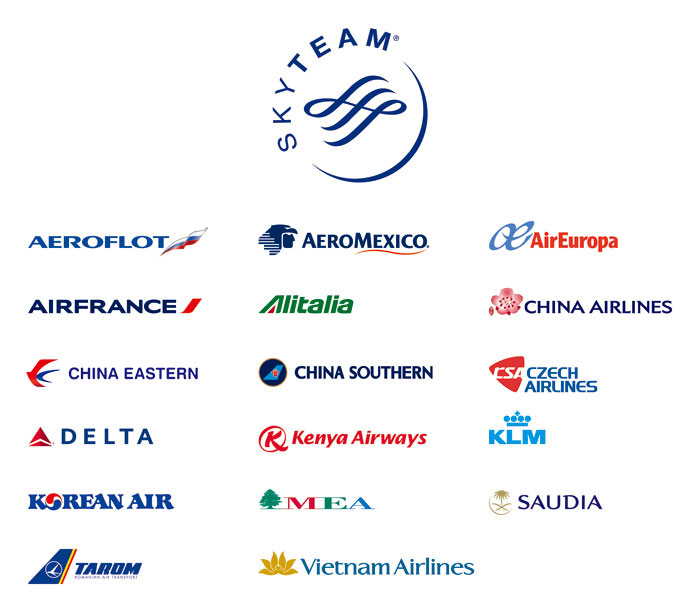 Skyteam Flying Blue Award Miles